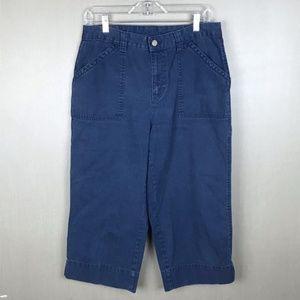 Bill Blass Capri Pants Size 8